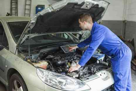 Elite Motor Repairs - MOT Test  or Service and Engine Inspection - Save 50%