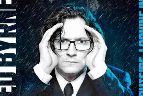 Phil McIntyre - Ticket  to Ed Byrne Comedy  - Save 0%