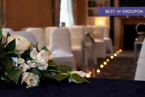 The Manor Hotel - Wedding Package For 50 Guests  - Save 63%