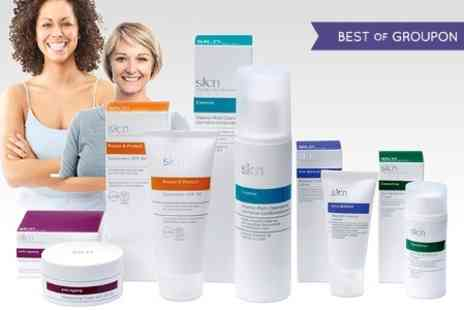sk n clinics  - Tailored Skincare Package  - Save 75%