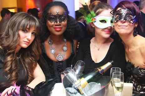 The Late Night Cocktail Club - Entry to Spring Masquerade Ball With Cocktail Plus BBQ Dinner - Save 36%
