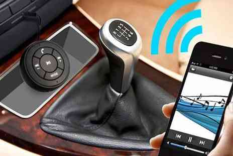 Headsgroup - Bluetooth Audio Transmitter with Microphone - Save 57%