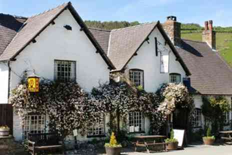 The West Arms - Overnight Historic Inn Stay with Dinner  - Save 47%