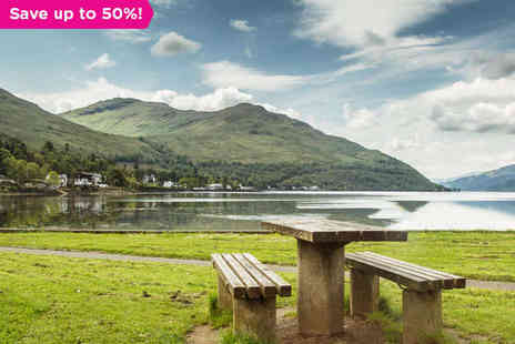 Arrochar Hotel - Mountains, Lochs, and Woodland in Arrochar - Save 50%