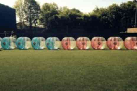 Xtreme Soccer  - Zorb football game for up to 15 - Save 0%