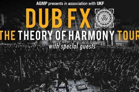 AGMP - Ticket to  Dub FX Live - Save 33%