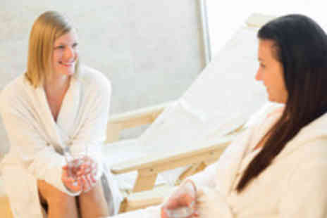 Hallmark Hotel  -  Spa Day with an Afternoon Tea for Two  - Save 55%