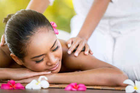 Orchid Beauty - Four treatment pamper package including facial, massage, mani and pedi - Save 67%