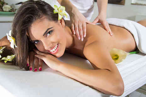The Trinity Training - One hour full body massage - Save 70%