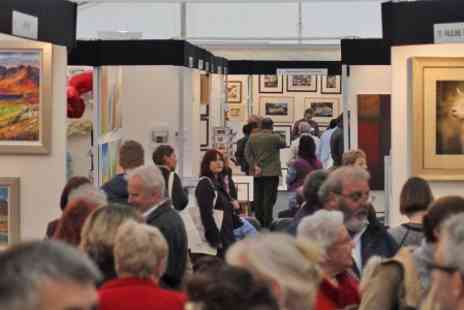 Reading Contemporary Art Fair - Two Tickets to Reading Contemporary Art Fair  - Save 50%