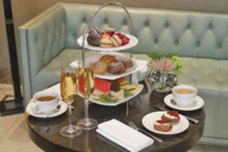 The Montcalm - Chocolate Afternoon Tea with a Glass of Champagne for Two  - Save 47%