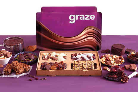 graze - Graze with Three snack boxes Plus delivery Included - Save 60%