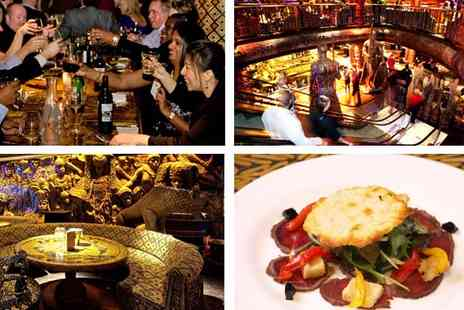 Shaka Zulu - £50 Dining Pass - Save 20%