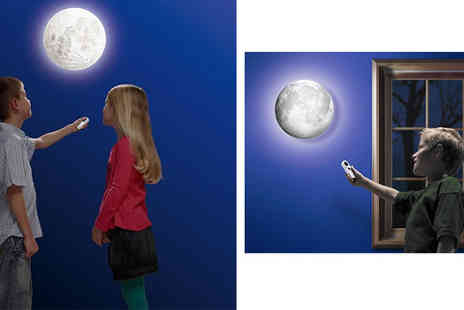 Qualite - Remote Control Moon Light - Save 58%