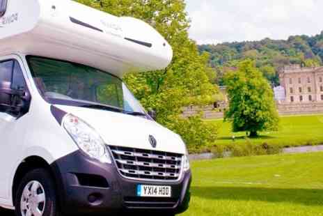 Evolution Motor Homes - Motorhome Hire With VW Vehicle For Up to 4  - Save 0%