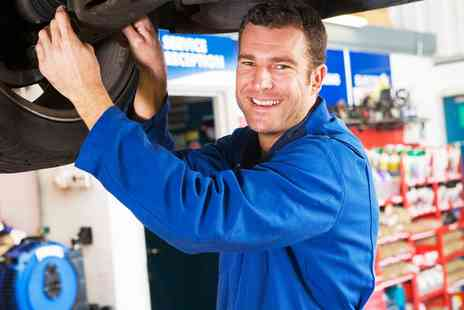 Setyres - Interim Car Service With Oil and Filter Change - Save 0%