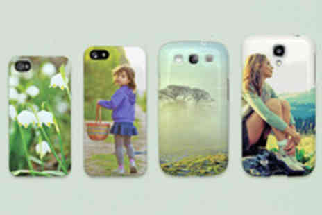 Albelli - A Personalised Photo Printed Phonecase for iPhone and Samsung Galaxy Models - Save 52%
