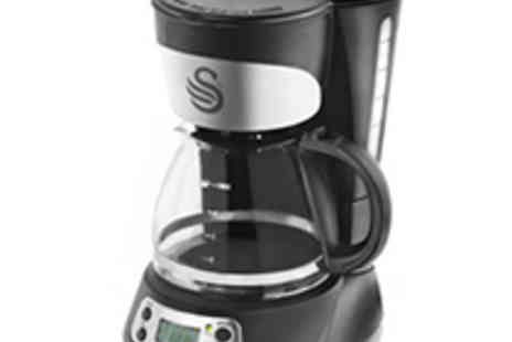 EIC Direct - Swan Programmable Coffee Maker - Save 57%