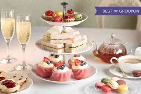 Hilton Swindon Non Accommodation - Afternoon Tea For Two With Sparkling Wine - Save 50%
