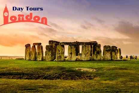 Day Tours London - Stonehenge and Bath Coach Tour - Save 44%