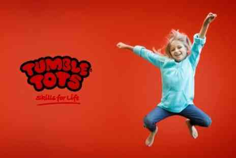 Tumble Tots - Two Gymbabes, Tumble Tots, or Gymbobs Classes for £3.99  - Save 62%