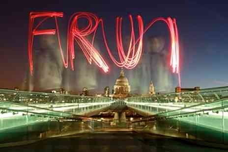 Frui - Painting With Lights Photography Class - Save 67%