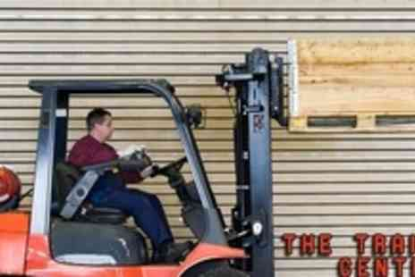 The Training Centre -  Five Day Novice Operator Forklift Truck Driver Course - Save 59%