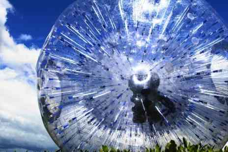 Leisure Matters - Zorbing Experience For Two - Save 58%