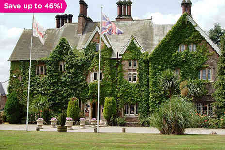 The Parsonage Hotel and Spa - Country House Elegance on the Outskirts of Stunning York - Save 46%