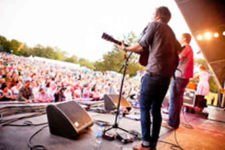 Stonegate - Tickets to Folk by the Oak Music Festival  - Save 0%