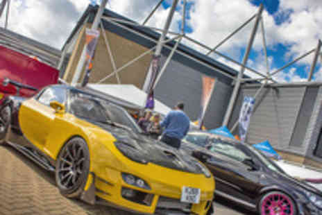 No Limits Events & Promotions - Tickets to the Modified Nationals Car Show - Save 27%
