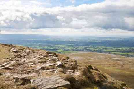 Mountain Monkeys - Yorkshire Three Peaks Challenge Guided Walk - Save 44%