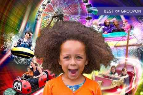Lightwater Valley Attractions - Entry to Theme Park - Save 25%