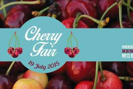 Brogdale Collections - Two Tickets to Cherry Fair - Save 50%