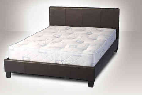 Mattress Shed - Single, small double, double or king size ottoman bed  - Save 76%
