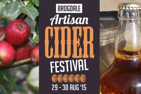 Brogdale Collections - Two Tickets to Brogdale Artisan Cider Festival - Save 50%