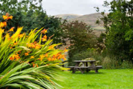 The Fat Lamb - Cumbrian Escape for Two in a Four Star Traditional Stone Inn - Save 52%