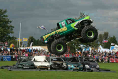 Stonegate - Tickets to Truckfest 2015 South West and Wales - Save 0%