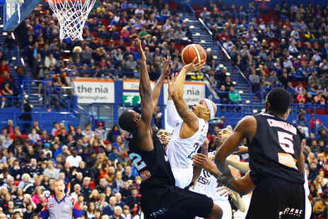 British Basketball League - Ticket to the British Basketball League Playoff Final - Save 47%