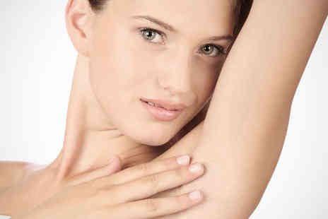West End Beauty Clinic - Underarm and Brazilian or Hollywood Wax  Brazilian or Hollywood Hot Wax  - Save 78%