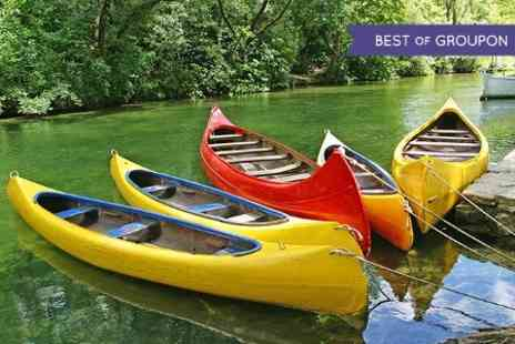 Canoe and Kayak Tours - Two Hour Guided Windsor Canoe Tour For One - Save 50%