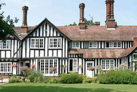 UK Mini Breaks - Two Nights B&B for Two - Save 41%