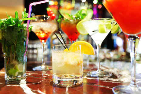 Secret Nightclub - Four Cocktails to Share Between Two - Save 64%