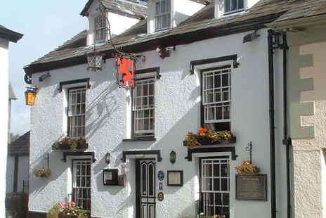 The Red Lion Inn - One Night Lake District Inn Stay for Two with Breakfast Daily, Wine If Dining, and Late Checkout - Save 53%