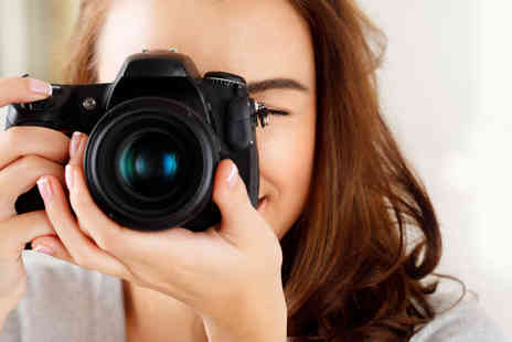 Institute of Photography - Online Foundation in Digital Photography Course - Save 85%