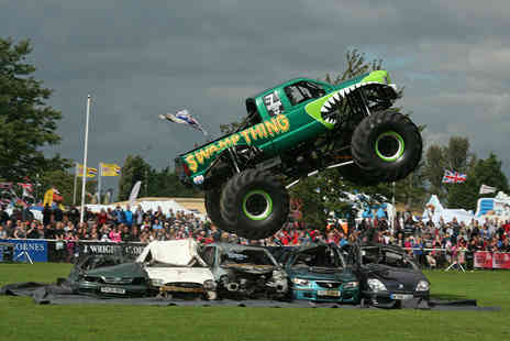 Stonegate - Tickets to Truckfest 2015 North West - Save 0%