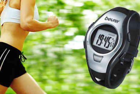 EIC Direct - Beurer Heart Rate Monitor or Sports Watch - Save 46%