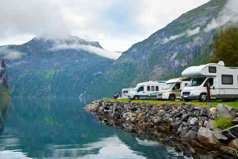 Unbeatable Hire - Seven Night stay UK Campervan Hire - Save 41%