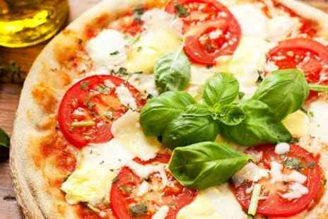 Mammas pizza - One or Two 12 Inch Takeaway Pizzas  - Save 50%