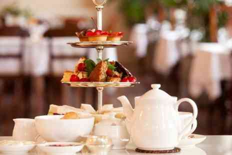 Britannia Country House Hotel  - Afternoon Tea For Two Plus Pimms - Save 0%